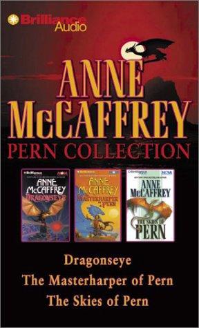 Anne McCaffrey Pern Collection: Dragonseye, the Masterharper of Pern, the Skies of Pern (Pern #14, 15, 16)