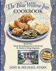 The Blue Willow Inn Cookbook by Jane Stern