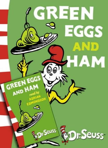 Green Eggs and Ham(Beginner Books B-16)
