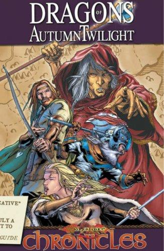 Dragons of Autumn Twilight - The Graphic Novel (Dragonlance: Chronicles, #1)