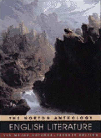 The Norton Anthology of English Literature by M.H. Abrams
