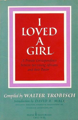 I Loved a Girl