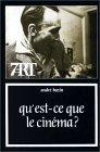Qu'est ce que le cinéma?