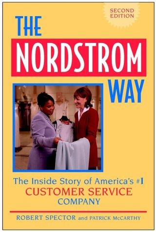 The Nordstrom Way by Robert Spector