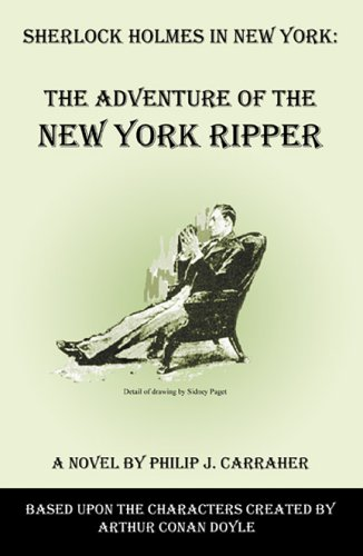 Sherlock Holmes in New York: The Adventure of the New York Ripper