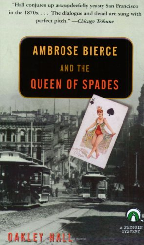 Ambrose Bierce and the Queen of Spades (Ambrose Bierce, #1)