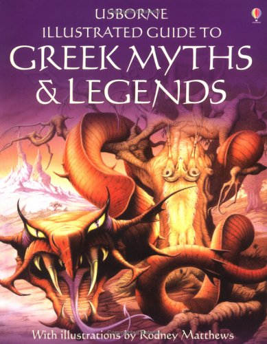 Greek Myths and Legends by Cheryl Evans