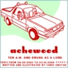 Achewood volume 4: Ten a.m. and Drunk as a Lord