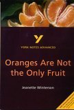 Oranges Are Not The Only Fruit, Jeanette Winterson: Note