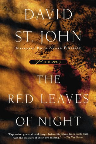 The Red Leaves of Night: Poems (ePUB)