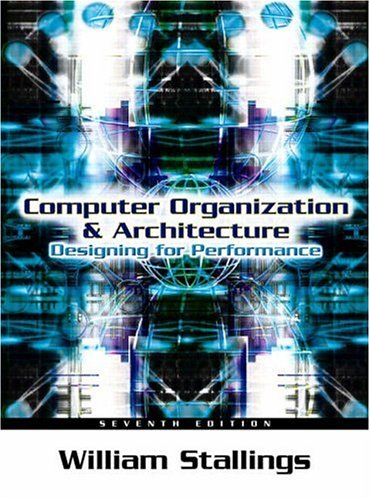 Organisation ebook stallings william and computer architecture by