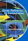 Error Patterns in Computation: Using Error Patterns to Improve Instruction