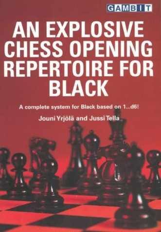 An Explosive Chess Opening Repertoire for Black