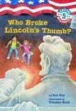 Who Broke Lincoln's Thumb? (Capital Mysteries, #5)