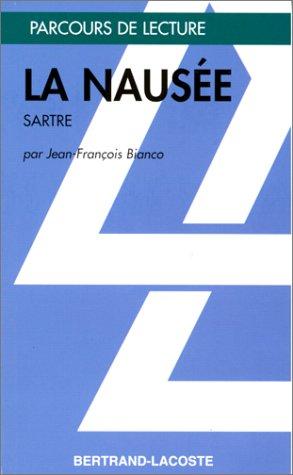 La Nausée, Jean Paul Sartre
