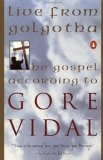 Live from Golgotha by Gore Vidal