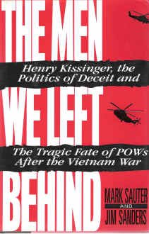 The Men We Left Behind by Mark A. Sauter