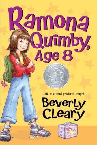 Ramona Quimby, Age 8 (Ramona Quimby #6)