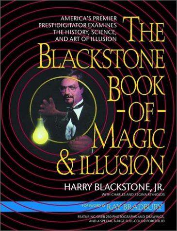 The Blackstone Book of Magic & Illusion