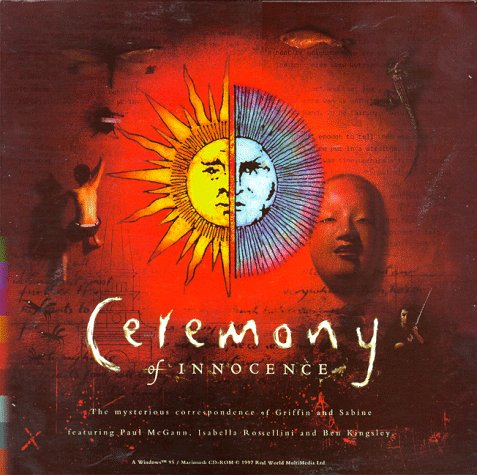 Ceremony Of Innocence by Nick Bantock