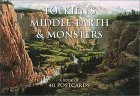 Tolkien's Middle-Earth and Monsters Postcard Book: A Book of 40 Postcards
