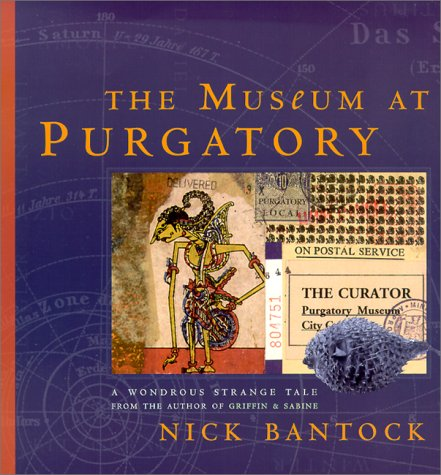 Ebook The Museum at Purgatory by Nick Bantock TXT!