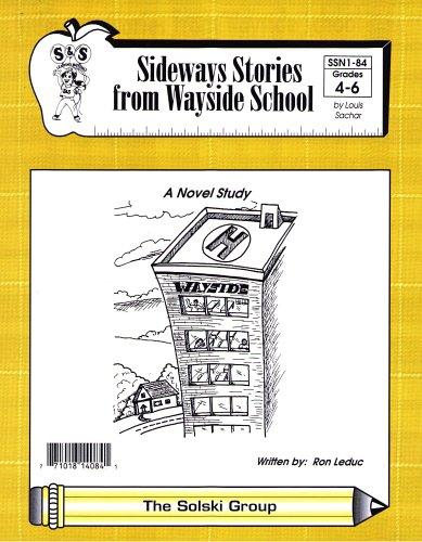sideways-stories-from-wayside-school-by-louis-sachar-a-novel-study