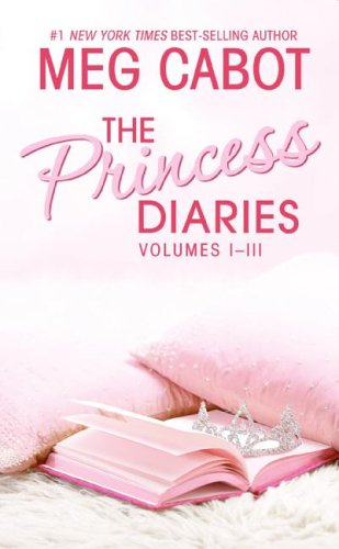 The Princess Diaries Box Set, Volumes I-III (The Princess Diaries, #1-3)