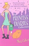 The Princess Diaries Collection (The Princess Diaries, #1-4)