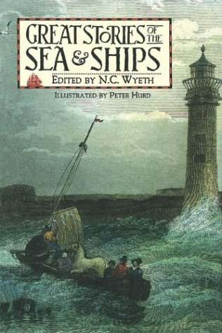 Great Stories of the Sea & Ships by N.C. Wyeth