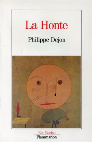 La Honte: Roman