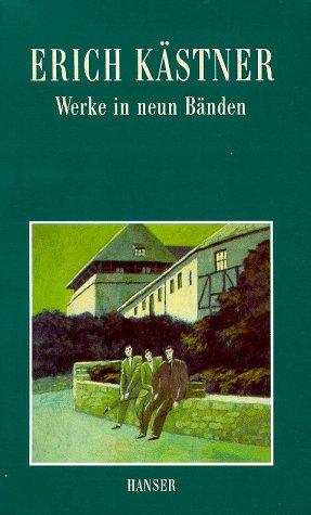 a5ecf6cee83ddb Werke in neun Bänden. by Erich Kästner