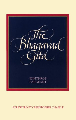 Bhagavad Gita (SUNY Series in Cultural Perspectives)