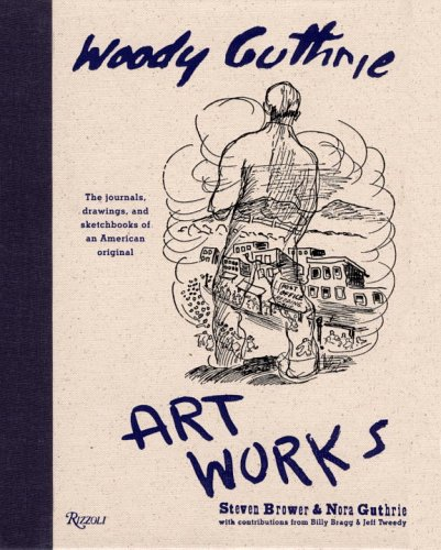 Artworks by Woody Guthrie