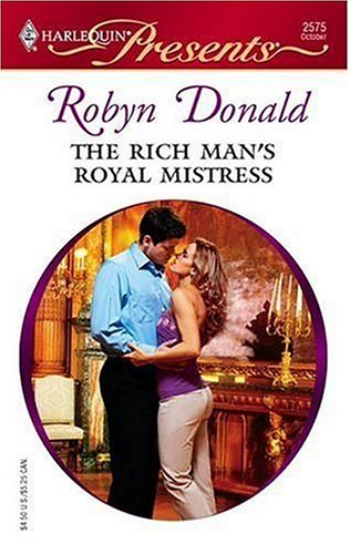 The Rich Man's Royal Mistress (The Royal House of Illyria, #2)