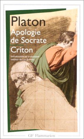 Apologie de Socrate/Criton