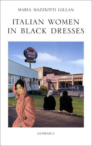 Italian Women in Black Dresses