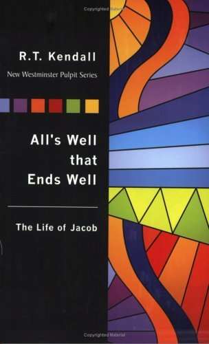 All's Well That Ends Well: The Life of Jacob