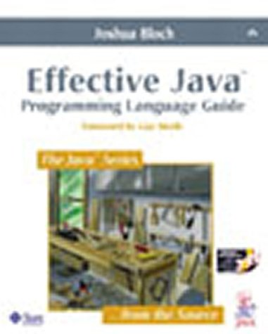 Effective Java Programming Language Guide with Java Class Libraries Posters