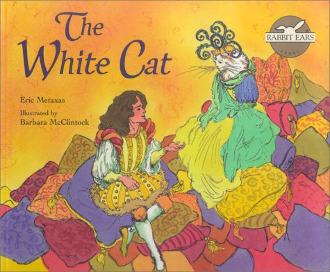 The White Cat [With Book with Cassette]
