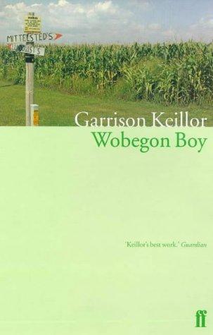 Wobegon Boy by Garrison Keillor