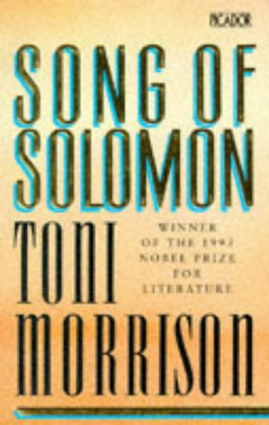 the death of the white man in the novel song of solomon by toni morrison