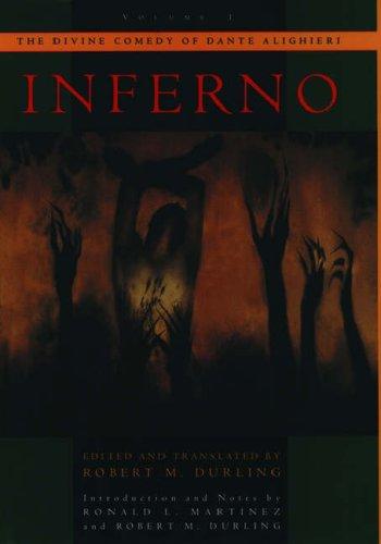 The Divine Comedy of Dante Alighieri (Volume 1: Inferno)