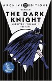 Batman: The Dark Knight Archives, Vol. 1