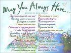 The ABC's of May You Always Have Gift Book (Keep Coming Back Books)