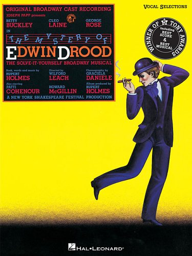 The Mystery of Edwin Drood: Vocal Selections