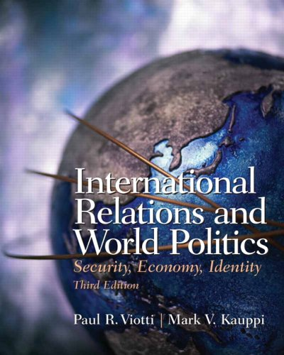 International relations and world politics security economy 112448 fandeluxe Images