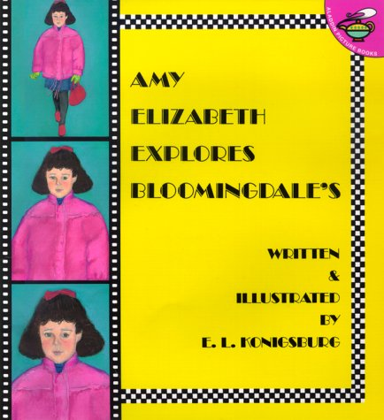 Amy Elizabeth Explores Bloomingdale's by E.L. Konigsburg