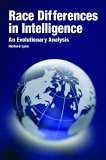 Race Differences in Intelligence: An Evolutionary Analysis