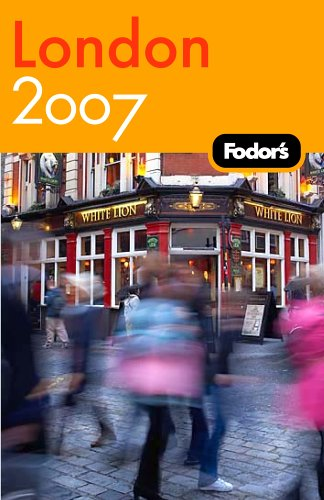 Fodor's London by Fodor's Travel Publications...